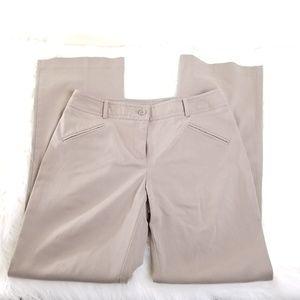 Casual Corner Annex Khaki Stretch Trousers B22